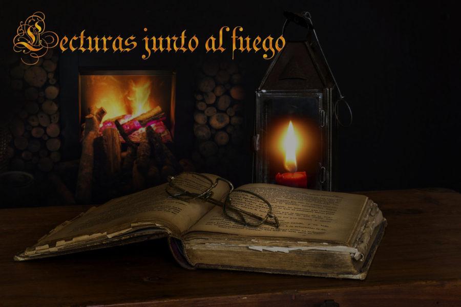 Lecturas junto al fuego. Octubre-Noviembre 2019.