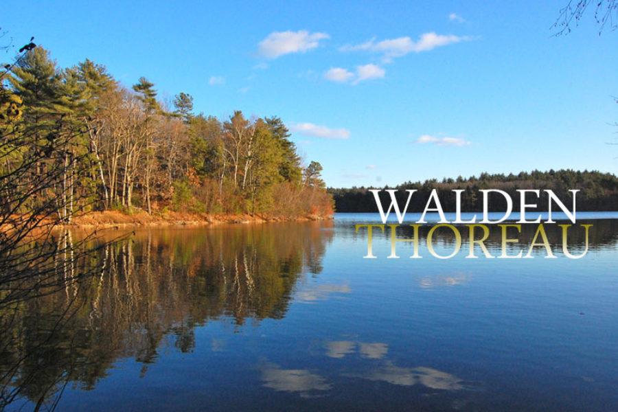 Walden. H. D. Thoreau