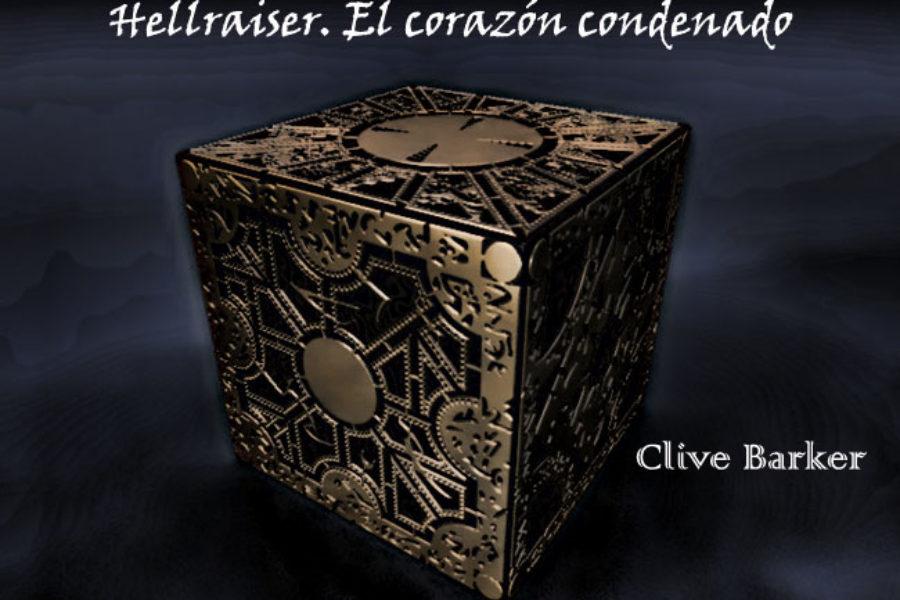 El corazón condenado (Hellraiser). Clive Barker